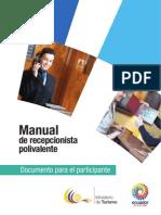 Pnct Manual Recepcionista Polivalente