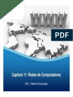 Capítulo 11 Redes de Computadores