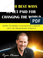 The 10 Best Ways to Get Paid for Changing the World (1)