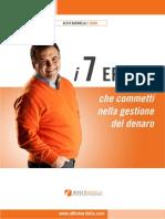 eBook 7 Errori