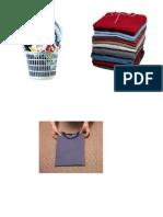 Cara Melipat Baju
