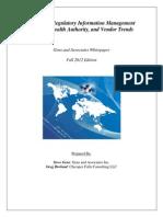IM_Executive RIM Whitepaper_Gens and Associates_V_Fall 2012 Edition