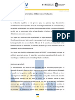 Modulo 1 Anexo 2 Caracteristicas Del Proceso de Evaluación