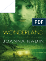 Wonderland by Joanna Nadin Sample Chapter