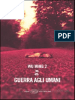 Guerra Agli Umani - Wu Ming 2