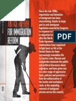 Criminal Justice Reform for Immigration Reform