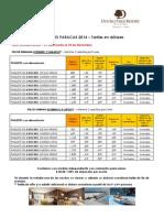 PAQUETES  2014 DT PARACAS BY HILTON BAJA (+ Tour al Candelabro )