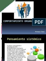 1.- Comportamiento Organizaciona Profe