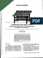 Texto de Fundamentos de Lingua Portuguesa