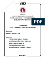 Caso COMSAT- Grupo Ferroa - Reategui- Seclen - Maquin - Oliva
