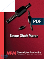 NPM Linear Shaft Motor Catalog