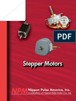NPM Stepper Catalog