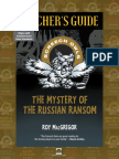 The Mystery of the Russian Ransom Teacher Guide
