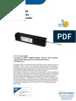 DRC Packaged Encoders SST Data Sheet