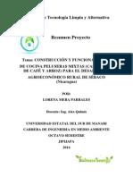 Proyecto Tecnologias Limpias y Alternativas