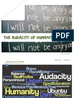 The Audacity of Humanity ebook