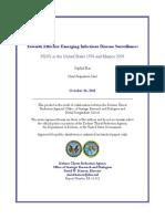Towards Effective Emerging Infectious Disease Surveillance