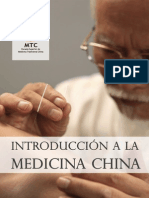 Introduccion de La Medicina Tradicional China