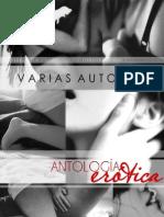 Antologia Erotica - Varias Autoras