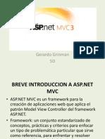 11. ASP.NET MVC