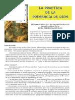 La Practica de La Presencia de Dios (2)