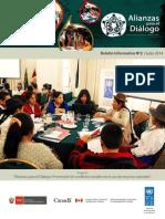 Boletín #2 _ Alianzas Para El Diálogo