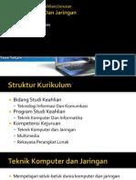 presentasi jurusan TKJ