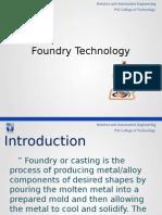 Foundry Technology