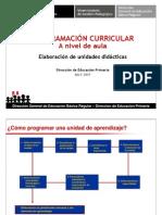Programacion Curricular Guia Conceptos y Ejemplos Perueduca