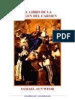 El Libro de La Virgen Del Carmen