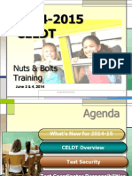 2014-2015 Celdt Nuts n Bolts