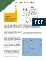 ePortfolio Manual 2012