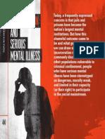 Incarceration and Serious Mental Illness