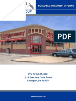 CVS Ground Lease For Sale
