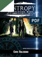 Entropy Open Beta v20