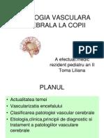 patologie vasculara cerebrala