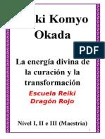Reiki Komyo Okada (Espanhol)