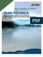 Guia Tecnica_Formulacion POMCAS_DIC 2013