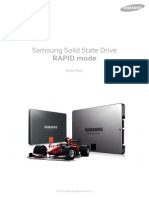 Samsung SSD Rapid Mode Whitepaper