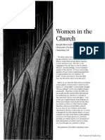 2008 Issue 5-6 - Women in the Church - Counsel of Chalcedon