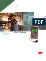 Manual Del Dosimetro