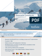 Westernacher Consulting Global Roll Out Presentation En
