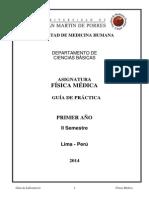 Guia Fisica Médica - 2014 II