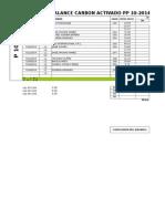 Balance Carbon Activado Pp 10 2014 (1)