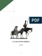 Azorin - La Ruta de Don Quijote