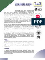 RdeR CG - Company Profile