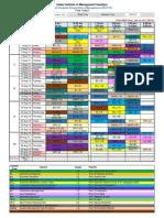 TT-IV PGP 2013-15 Post Mid Term