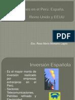 Inversiones en El Peru