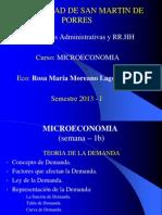 Micro 1B 2013 1 Equilibrio Del Mercado[1]