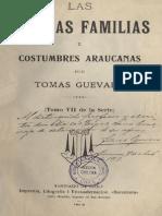 Tomas Guevara Las Últimas Familias